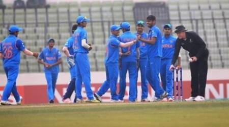 ICC Under 19 World Cup, Icc Under 19 World Cup 2016, 2016 U 19 World cup, World cup, Rishabh Pant, Pant batting, Sarfaraz Khan, Sarfaraz batting, Mahipal Lomror, Avesh Khan, Khaleel Ahmed, IPL 2016, IPL, India cricket, India, cricket, Cricket News