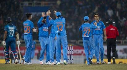 IND v/s SL, 2nd T20I: India level series with thumping win over Sri Lanka in Ranchi