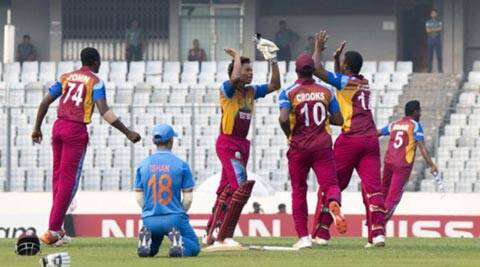 u19 world cup final, U-19 World Cup, World cup U-19, World cup, West Indies India, ICC, BCCI, Keacy Carty, Keemo Paul, Carty fifty, Ishan Kishan, cricket news, Cricket