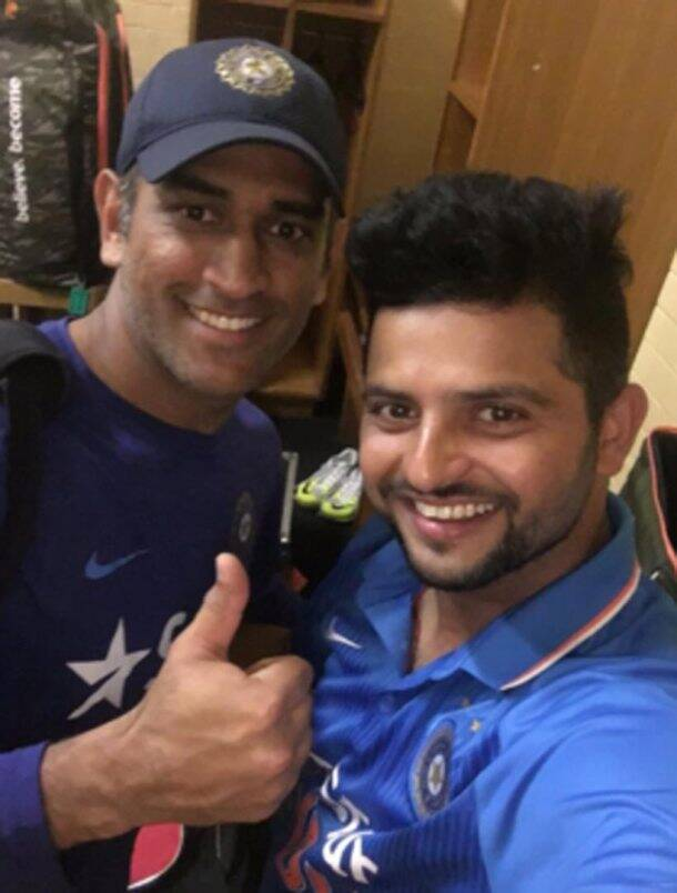 Yuvraj Singh, Virat Kohli, Suresh Raina, Ind vs Aus, Aus vs Ind, India Australia, Australia India, Ind vs Aus T20Is, Ind Aus T20Is, Ind vs Aus 3rd T20I, Cricket Photos, Cricket