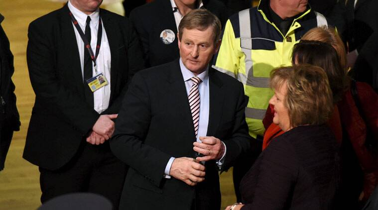 ireland, republic of ireland, enda kenny, ireland elections, ireland polls, ireland kenny govt, Sinn Fein, ireland Sinn Fein, ireland news, world news, europe news, latest news