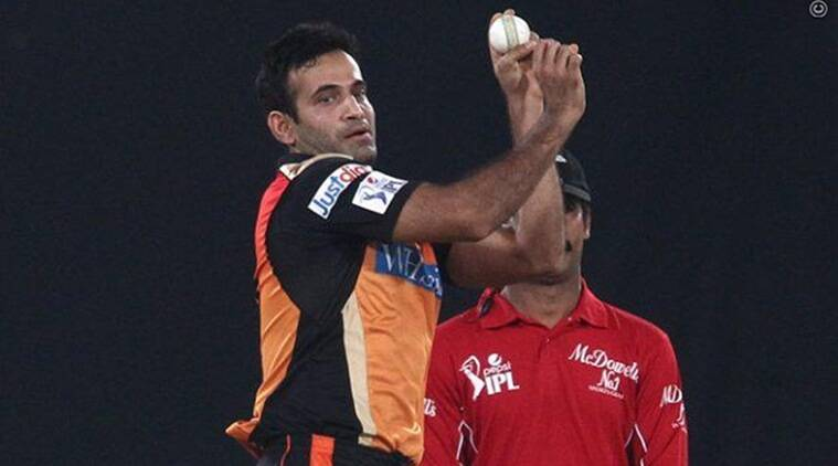 Irfan Pathan would like to continue with his form this season. (Source: BCCI)
