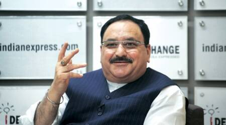 Nadda meets President to discuss NEET ordinance