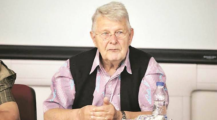 dutch sociologist, jan breman, sabrmati riverfront, ahmedabad news