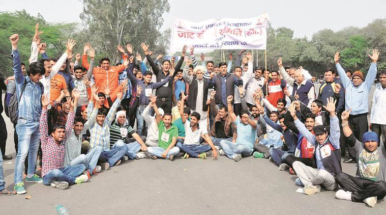 jat, jat agitation, jat quota stir, jat reservation, haryana jat violence, jat protest gurgaon, gurgaon blockade jat, jat agitation gurgaon, ncr news, gurgaon news, haryana news, latest news, india news