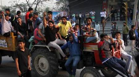 Jat leaders in Rajasthan extend support to quota stir inHaryana