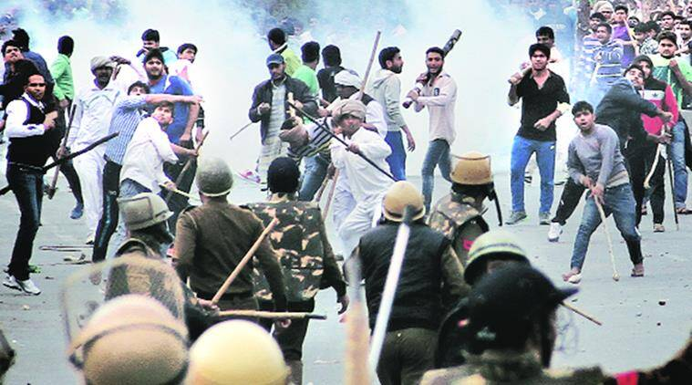 Jat quota, pune railway loss, haryana jat quota, jat quota stir, haryana violence, rohtak violence, shoot at singh haryana, haryana jat violence, haryana minister attacked, haryana news, jat quota news