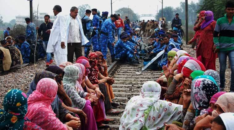 jat, jat reservation, jat agitation, haryana violence, jat train blockade, indian railways, rail blockade, jat rail blockade, norther railway blockade, india news, haryana news, latest news
