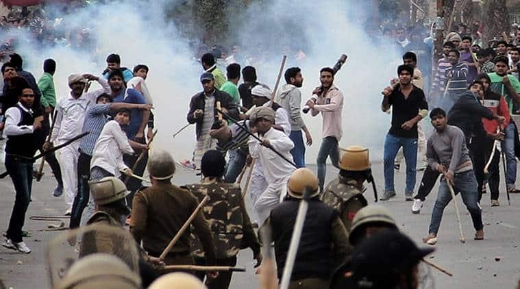 Hindistan'da Büyük Yol Kesme Eylemleri