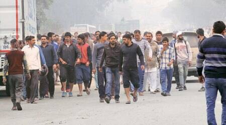 Jat quota stir: Death toll at 6, curfew in 4 towns, Army out acrossHaryana