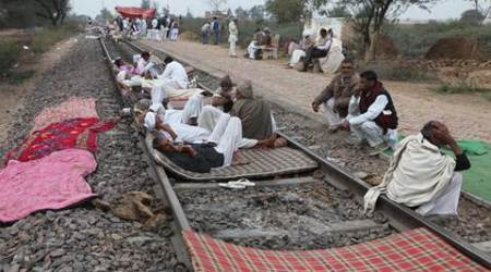 Quota stir: Protest escalates as Jats  block highways, rail tracks