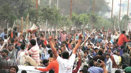jat quota agitation, jat quota stir, Haryana, Haryana State Human Rights Commission, Haryana rights panel, Justice Vijender Jain, Punjab and Haryana High Court, indian express, india news, jat quota agitation updates