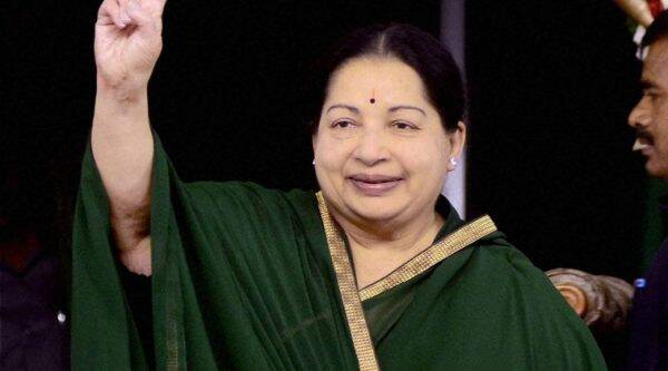 Tamil Nadu Chief Minister J Jayalalithaa (PTI Photo by R Senthil Kumar)
