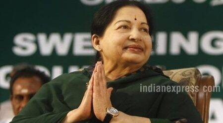 Tamil Nadu CM Jayalalitha seeks PM's intervention in repatriation of 63 fishermen