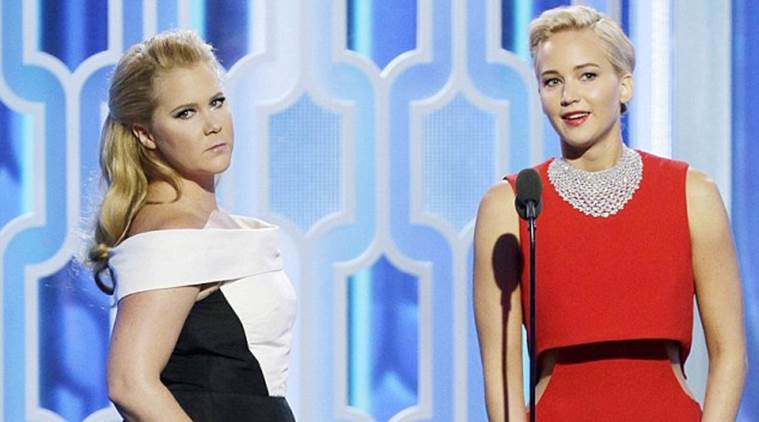 Jennifer Lawrence, Amy Schumer, comedy show, Jennifer Lawrence Amy Schumer, entertainment news