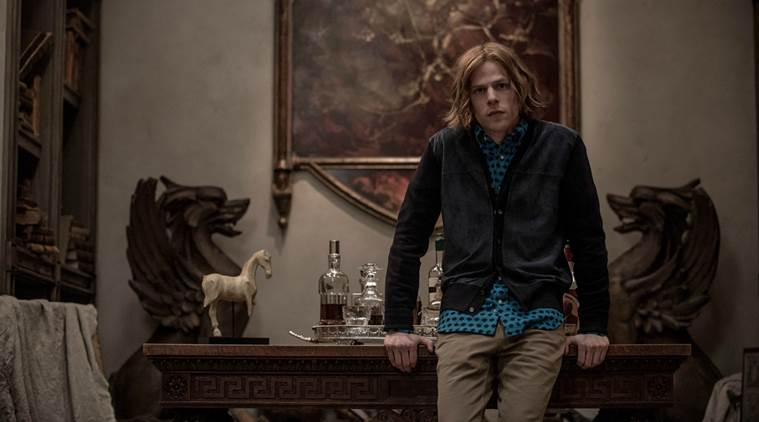 Jesse Eisenberg, Batman v Superman, Batman v Superman Trailer, Jesse Eisenberg Batman v Superman, Jesse Eisenberg Lex Luthor, Jesse Eisenberg in Batman v Superman, Jesse Eisenberg Supervillain, Entertainment news
