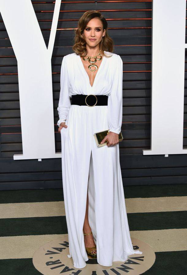 Oscars, Oscars 2016, Oscars vanity fair party, Leonardo DiCaprio, Jennifer Lawrence, Brie Larson, Alicia Vikander, Vanity Fair, Vanity Fair photos, Vanity Fair Oscar Party photos, Jessica Alba, Jennifer Lawrence, Emma Roberts, entertainment photos