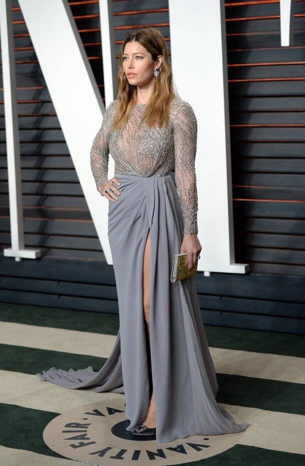 Oscars 2016 after-party red carpet: Who wore what