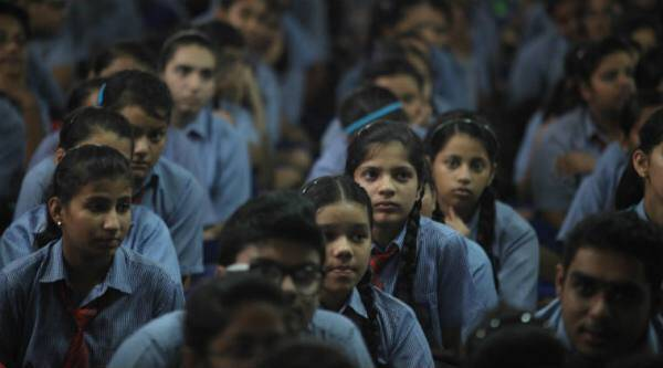 The female literacy in urban areas was 77.5 per cent compared to about 55.2 per cent in the rural areas, it said.