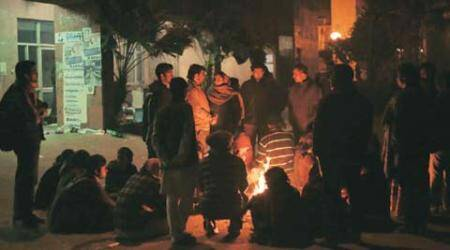 JNU report links azadi slogans to 'outsiders' with covered faces