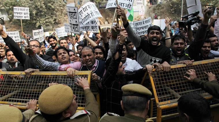 jnu protest, jnu, jawaharlal nehru university, afzal guru event, jnu sedition case, jnu case delhi police, jnu case NIA, jnu student arrest, india news, latest news