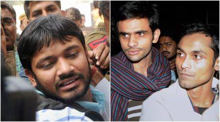 Sedition row: JNU panel upholds punishment for Umar Khalid, Kanhaiya