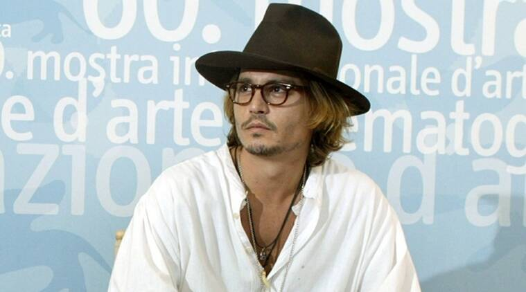 Johnny Depp, invisible man, Johnny Depp movies, Johnny Depp invisible man, Johnny Depp news, Johnny Depp upcoming movies, Johnny Depp latest news, entertainment news