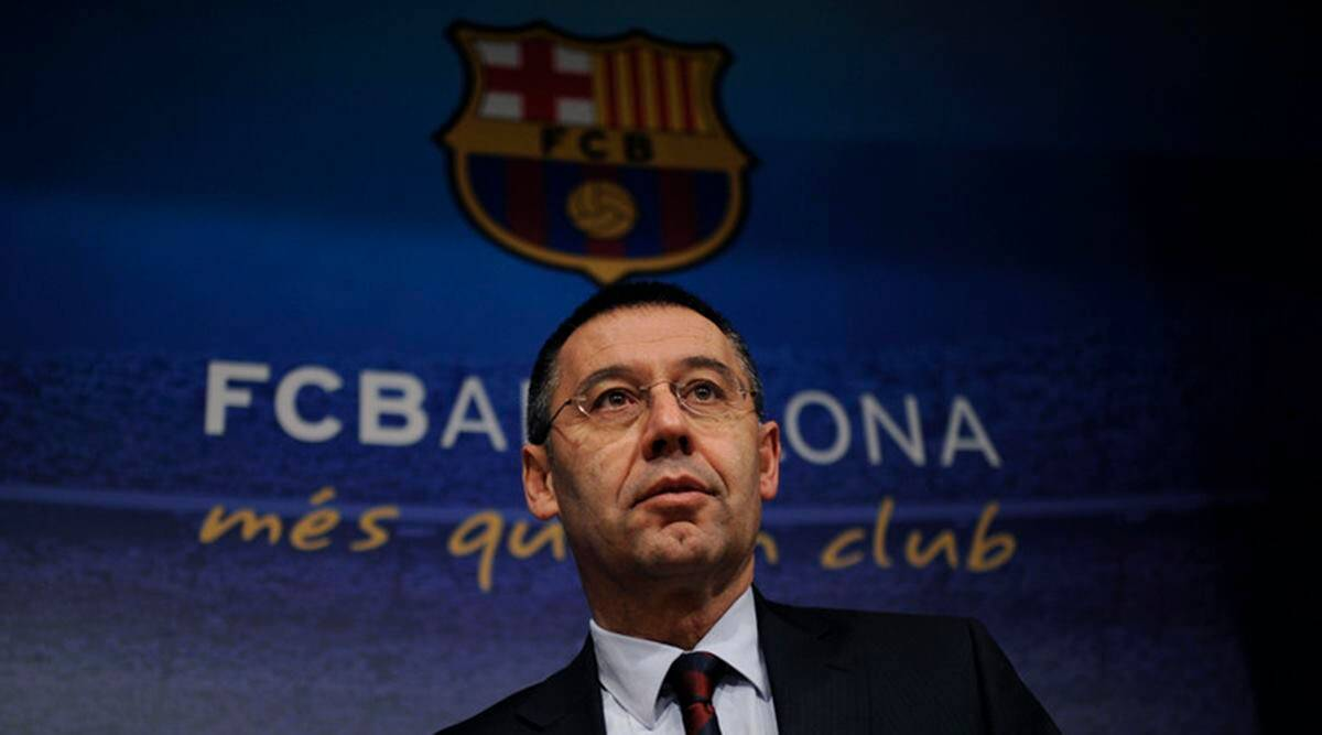 Bartomeu provisionally freed after spending night in jail