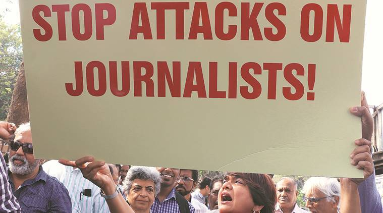Sudip Datta Bhaumik, tripura journalist death, All Manipur Working Journalist Union (AMWJU), Tripura State Rifles (TSR) , Santanu Bhowmick,,  Indigenous Peoples Front of Tripura (IPFT), India news, indian express news