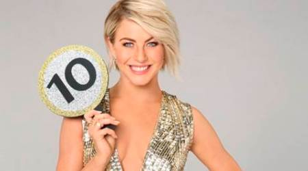 Julianne Hough to not return as 'Dancing With the Stars'judge