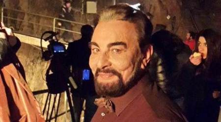 Book to be penned on Kabir Bedi's mother