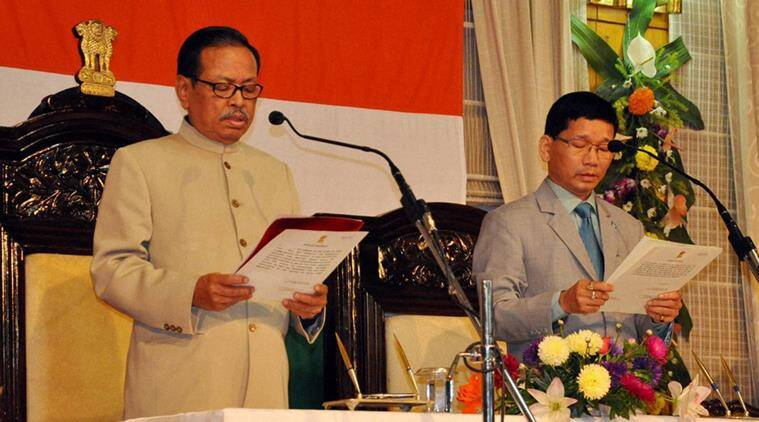 arunachal pradesh, president rule in arunachal pradesh, kalikho pul, CM kalikho pul, cop recruitment, recruitment of cops, recruitments in Arunachal pradesh, north east news, arunachal pradesh news, india new, latest news, indian express news