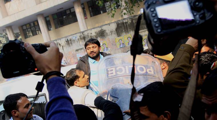 Kanhaiya Kumar, JNU row, patiala court