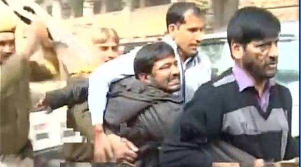 jnu, jnu row, kanhaiya, kanahiya kumar, kanahiya kumar arrest, kanahiya kumar JNU, kanahiya kumar jail, kanhaiya kumar jnu, supreme court on jnu, jnu leader sent to jail, kanhaiya sent to jail
