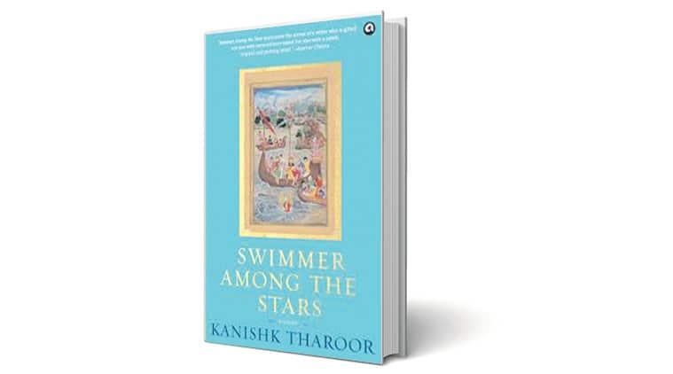 Kanishk Tharoor, shahi tharoor, Kanishk Tharoor books, Kanishk Tharoor book review, Kanishk Tharoor short stories, swimmer among the stars, swimmer among the stars review, book review