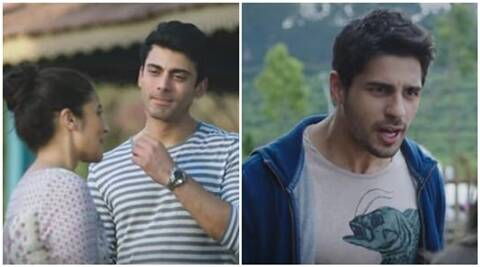 kapoor & sons, kapoor & sons trailer, alia bhatt, kapoor & sons first trailer, watch kapoor & sons trailer, sidharth malhotra, sidharth, sidharth kapoor & sons, fawad khan kapoor & sons, fawad kapoor & sons, alia sidharth, rishi kapoor, shakun batra, entertainment news, bollywood trailers