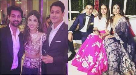 Karan Wahi's sister gets engaged, Shraddha Kapoor attends her best friend's ceremony