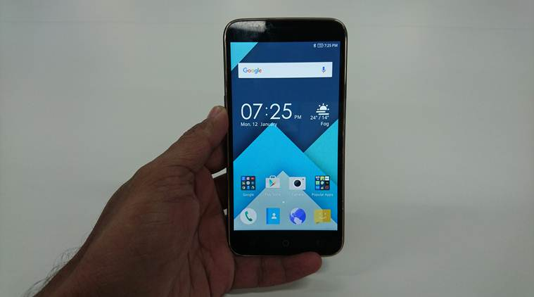 Karbonn Quattro L50 HD is the latest smartphone in the Quattro series of devices