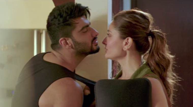 Kareena Kapoor, Ki and Ka Trailer, ki and ka, Arjun Kapoor, Kareena Kapoor Kiss, Arjun Kapoor, Ki and ka movie trailer, Kareena arjun Kiss, Kareena Kapoor arjun Kapoor Kiss, Entertainment news