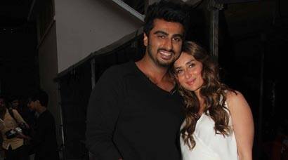 Ki and Ka all the way: Kareena, Arjun start promotions