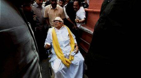 Tamil Nadu Assembly Elections 2016, TN elections, Tamil Nadu polls, TN Polls 2016, M K Stalin, Karunanidhi, DMK, AIADMK, DMK releases list of candidates, Jayalalithaa, TN CM Jayalalithaa, TN poll news, india news