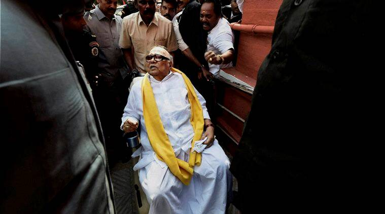 M Karunanidhi, J Jayalithaa, Tamil Nadu, Tamil Nadu Chief Minister, DMK, AIDMK, Power Minister statement, Piyush Goyal statement, Goyal Tamil Nadu statement, Power Minister Tamil Nadu statement, India news
