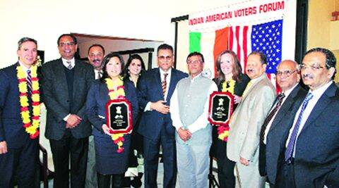 Kathleen Rice, India Caucus, Congressional Caucus, Consul General of India, Dyaneshwar Mulay, gujarat news