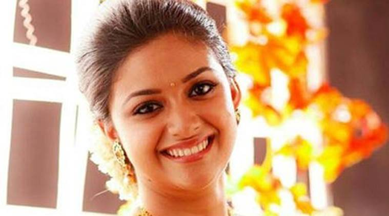 Keerthy Suresh To Team Up With Vijay The Indian Express
