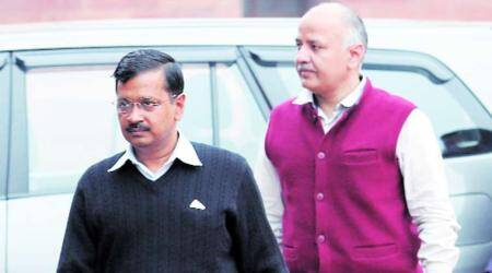 Delhi: Arvind Kejriwal, Manish Sisodia likely to meet LG today to discuss verdict