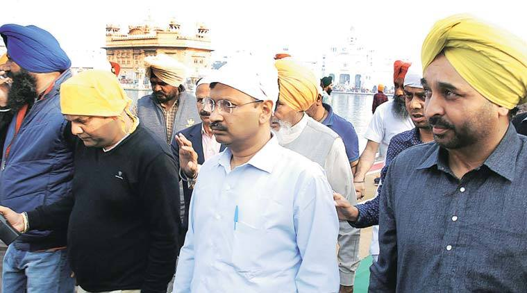 arvind kejriwal, delhi CM, delhi Chief minister, mining mafia in punjab, kejriwal to curb mining mafia, kejriwal to curn mining mafia in punjab, aam aadmi party, jizya, goonda tax in punjab, 2017 Assembly election, delhi Cm hit out at akali dal, akali dal, akali dal punjab, india news, politics, latest news