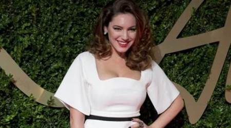 Kelly Brook gets engaged for fourth time