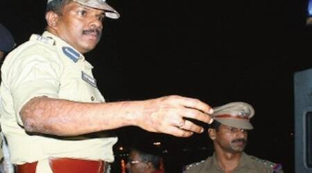 Kerala woman IPS officer accused colleague ofharassment