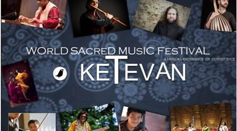 Ketevan World Sacred Music Festival, Ketevan World Sacred Music Festival goa, Ketevan World Sacred Music Festival 2016, Ketevan World Sacred Music Festival news, entertainment news