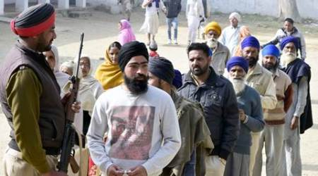 Khadoor Sahib bypoll: 58% voter turnout, polling peaceful